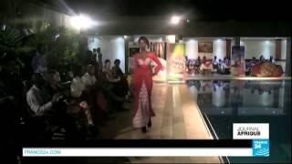"MODE - Découvrez la haute couture ""made in Kigali"" RWANDA"