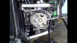 GL1100 timing belts change part 1