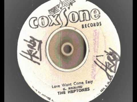 the heptones – love wont come easy – coxsone records