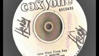 the heptones - love wont come easy - coxsone records