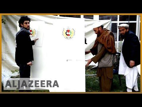 🇦🇫Afghan voters head to the polls amid security threats l Al Jazeera English