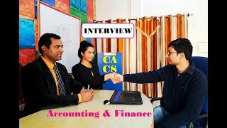 Accounts, #Accounting, #Finance Jobs #Interview | #Chartered #Accountancy Article ship Interview |