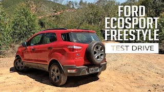 Ford EcoSport FreeStyle - Test Drive