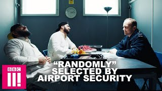 """When You Are """"Randomly"""" Selected By Airport Security 