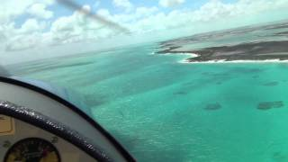 preview picture of video 'PittsTown  back to Exuma!  Other side of the Keys! RV-7A'
