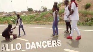 SHATTA WALE - CHOP KISS DANCE VIDEO BY ALLO DANCERS