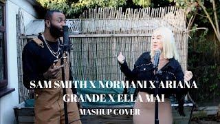 Sam Smith, Normani   Dancing With A Stranger   Ariana Grande & Ella Mai (J Sol & Ebru Ellis Cover)