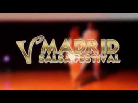 Alfredo & Andrea V MADRID SALSA FESTIVAL 2014