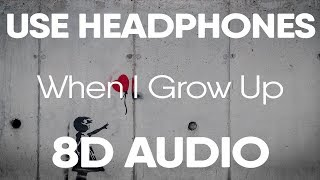 NF   When I Grow Up (8D AUDIO)