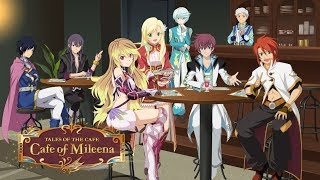 TALES OF CAFE「~Cafe of Mileena~」プロモーションビデオ