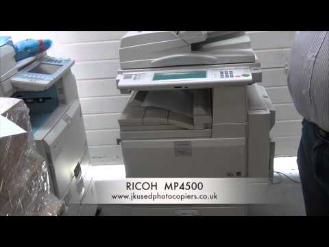 Ricoh MP4500