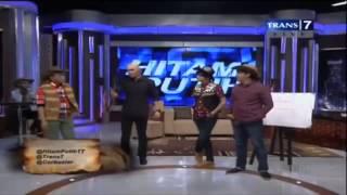 Hitam Putih - Andre, Sule & Rizky [Full Video] 6 November 2013