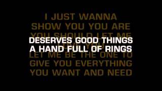 Mario - Let Me Love You (Karaoke) (Lyrics)