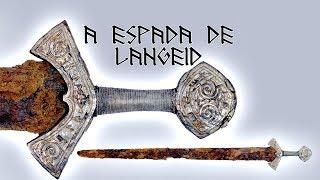 Restoration process of an ancient Langeid Viking sword