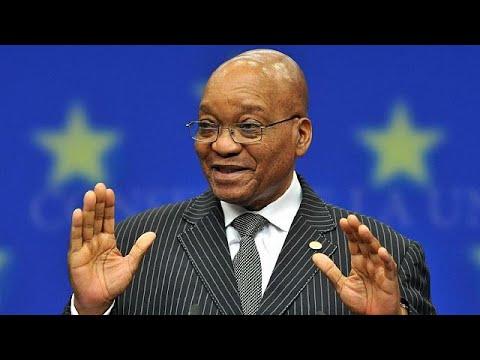 N. Αφρική: Παραίτηση του προέδρου Ζούμα μέσω τηλεοπτικού διαγγέλματος  …