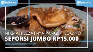 Nikmati Pangsit Le Gino, Buka Cabang di Klaten Seporsi Jumbo hanya Rp15.000