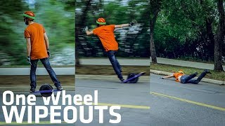One Wheel WIPEOUTS