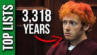 10 Longest Prison Sentences