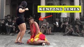 BERAWAL DITARIK TARIK !! PENONTON CANTIK AKHIRNYA MAJU | Bujang Ganong Lucu Pongge Kentong