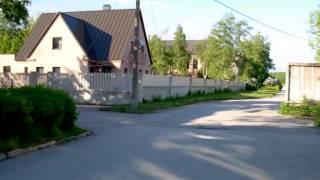 preview picture of video 'Палдиски 06.06.2009 - прогулка по городу Paldiski. 100 фото'