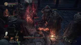 Dark Souls 3   Deacons Of The Deep   SL1, +0 Weapon, No Infusions.