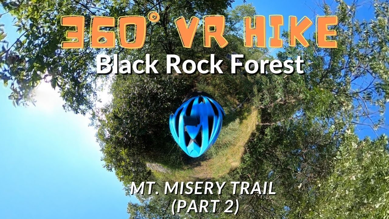 360° Virtual Hike | Mt. Misery (part 2), Cornwall NY