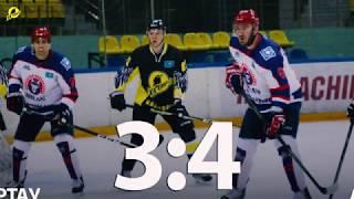 Обзор матча «Темиртау» - «Арлан» 3:4