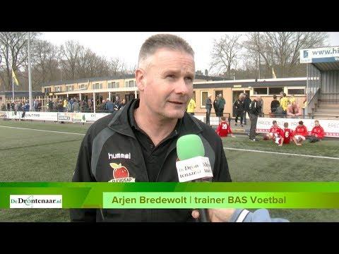 VIDEO | Trainer Arjen Bredewolt ziet BAS èn Swift'64 naar de nacompetitie gaan