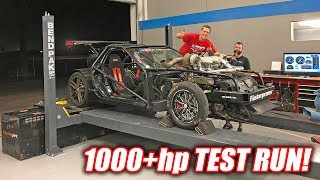 OUR DYNO WORKS! So We Cranked Up Leroy