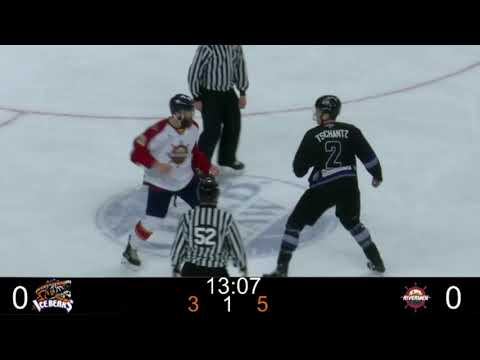 Dwyer Tschantz vs. Jake Hamilton