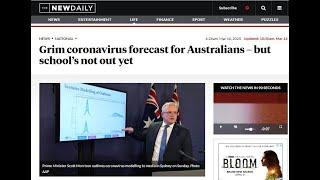 黄老师读新闻 | New Daily:澳洲疫情严峻,6个月内人们的生活无法回归正常