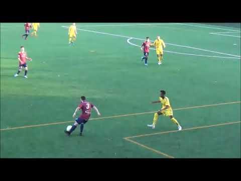 Resumen del Partido, Villanueva C.F. 2-0 C.D.Robres. (Incluye los goles).