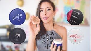Reseña de Maquillaje Colombiano (Polvos Compactos) | Naila Londoño