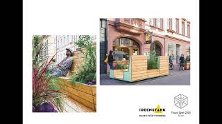EUROPEAN START-UP COMPETITION (Urban Jungle WU Symposium): CityDecks Pitch