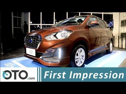 Datsun GO+ Panca 2018 | First Impression | Ini Bedanya Dengan GO hatchback | OTO.com