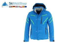 Icepeak, Nicolas, ski jacket, men, navy blue