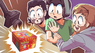 Opening the forgotten 1st Edition 1999 Pokemon Booster Box!