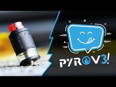 مراجعة pyro v3 rdta وختامها مسك