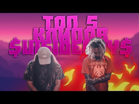Топ 5 клипов $uicideboy$
