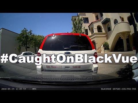 BlackVue Dashcam Parking Mode - Smart video surveillance for