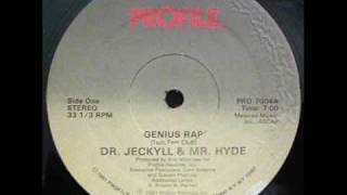 Dr.Jeckyll & Mr.Hyde
