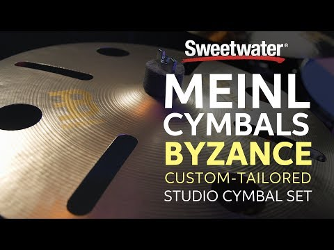 Meinl Byzance Custom Studio Cymbal Pack Review