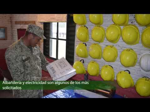 Sistema de Enseñanza del Ejército CURSOS DE OFICIOS