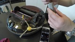 Roomba 980 regular maintenance