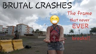 FPV DRONE CRASHES   FPV Freestyle