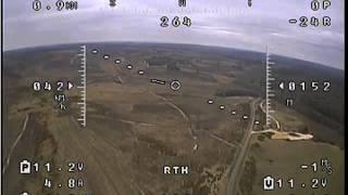 FPV Problems: Storm OSD gyro drifting - can you help ?