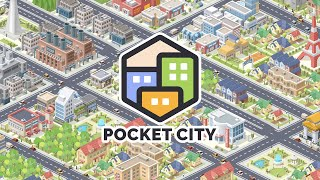 Picture of a game: Pocket City