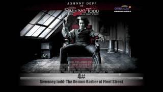 top 20 Johnny Depp movies