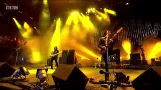 Arctic Monkeys - She's Thunderstorms live at T in the Park 2014