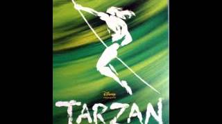 Disney's Tarzan The Broadway Musical-Son Of Man